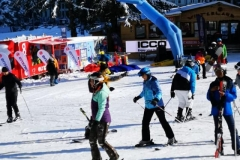 Ski-lessons-on-Bradul-ski-slope-from-Poiana-Brasov