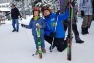 Ski-lessons-with-Alex-ski-snowboard-instructor-in-Poiana-Brasov-with-RJ-ski-school