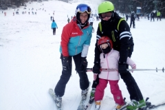 Skiing-in-Poiana-Brasov