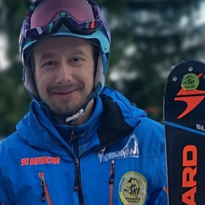 Ski instructor la R&J scoala ski Poiana Brasov